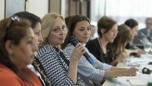 """LANSAREA PROIECTULUI """"WOMEN 4 LEADERSHIP"""": O PLATFORMĂ DE DIALOG, INSTRUIRE ȘI ACȚIUNE PENTRU FEMEI IMPLICATE"""