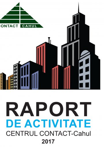 Raport de activitate Centrul CONTACT-Cahul 2017