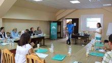 """Training """"Colectarea de fonduri pentru ONG-uri""""."""