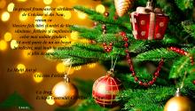 Crăciun Fericit și un An Nou plin de împliniri!