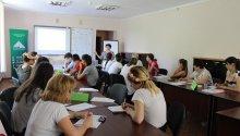 """Membrii Juriilor Cetățenești Locale au participat la atelierul de instruire cu tematica """"Mobilizarea resurselor locale și colectare de fonduri""""."""