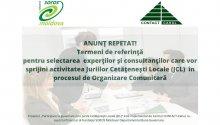 Anunț Repetat! Termeni de Referință pentru selectarea Experților și Consultanților JCL