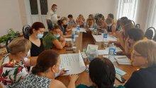 Ședința Grupurilor de Inițiativă Locală din Zagarancea și Pîrlița pentru ajustarea strategiilor de dezvoltare a localității la dimensiunea de gen