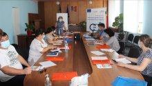 Ședința grupului de inițiativă locală din localitatea Slobozia Mare pentru ajustarea strategiei de dezvoltare a localității la dimensiunea de gen