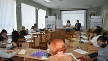 Ședința nr. 2 de consultanță și suport pentru ajustarea Strategiilor de Dezvoltare a Localității la dimensiunea de gen în mun. Cahul, s. Andrușul de Jos și s. Văleni